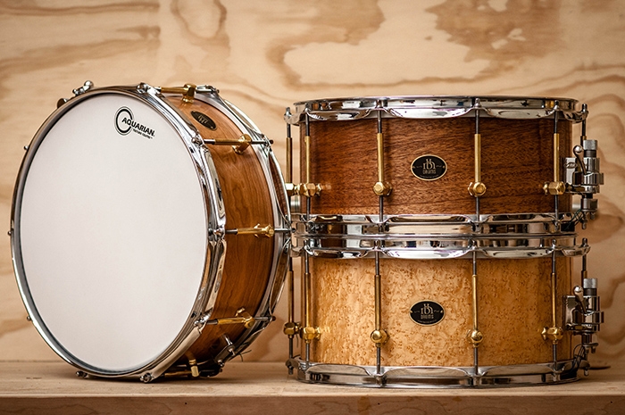 custom drums, hand made drums-rbh drums