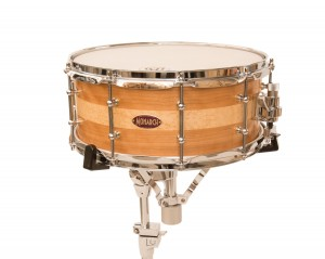 Cherry with Birdseye maple inlay, Monarch Series