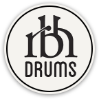 RBH Drums logo